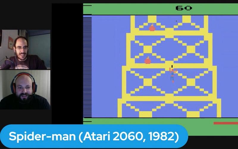 Videogames tratti dai fumetti anni 80