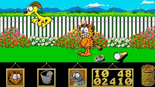 Garfield Videogame