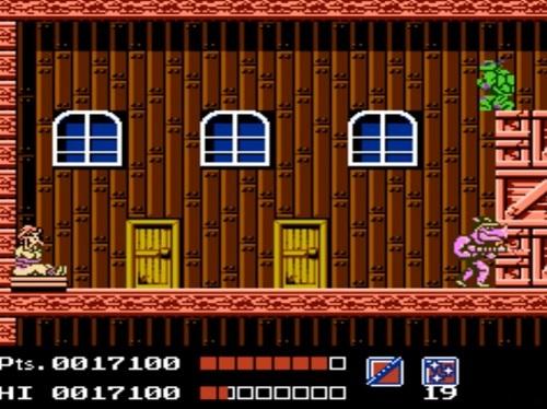 Tartarughe Ninja NES