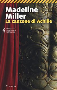 La canzone di Achille, copertina del romanzo di Madeline Miller