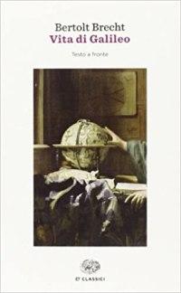 La coeprtina di Vita di Galileo, di Bertolt Brecht