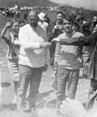 Danilo Dolci Peppino Impastato marcia protesta pace 1967