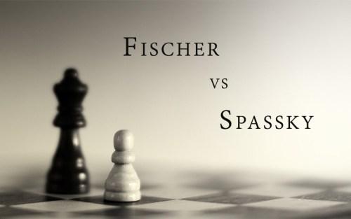 Copertina del nostro articolo sul match del secolo tra i campioni di scacchi Bobby Fischer e Boris Sparssky