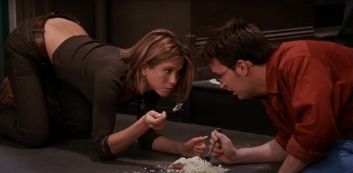 serie tv e cibo - la cheesecake di Friends