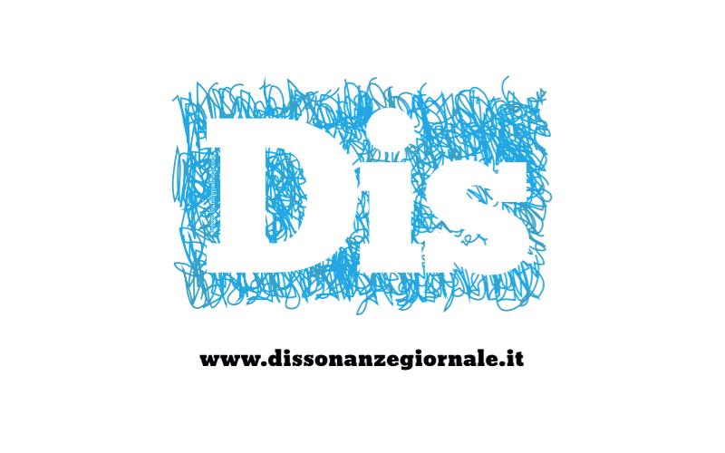 Il logo di Dissonanze, la prima incarnazione di Discorsivo