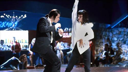La celebre scena del ballo di Pulp Fiction di Quentin Tarantino