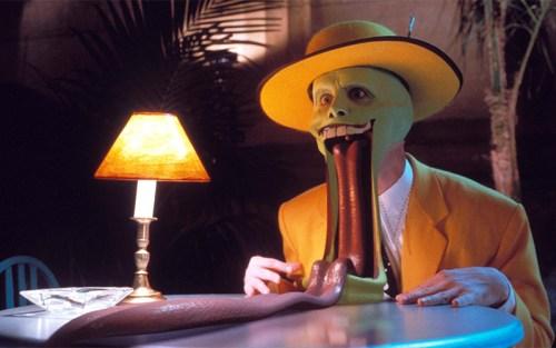 Il morphing applicato a The Mask, celebre film del cinema anni 90