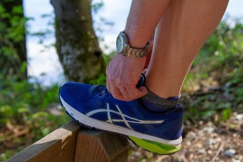 Allacciarsi le scarpe e prepararsi ai proverbiali diecimila passi