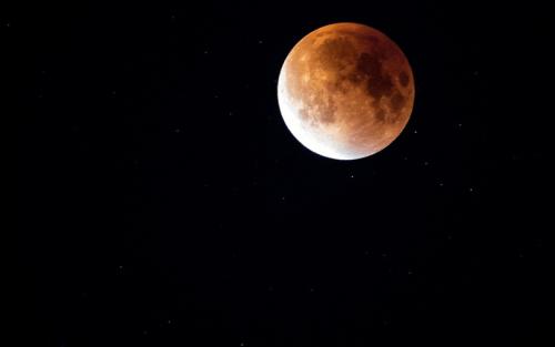 LA Luna rossa