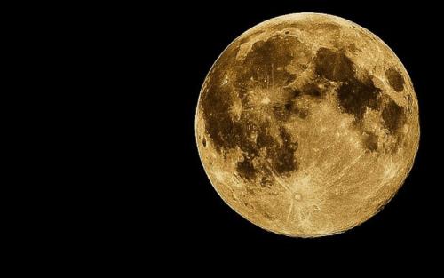 I colori della Luna