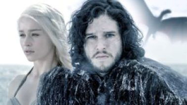 Jon Snow nella serie tv GoT