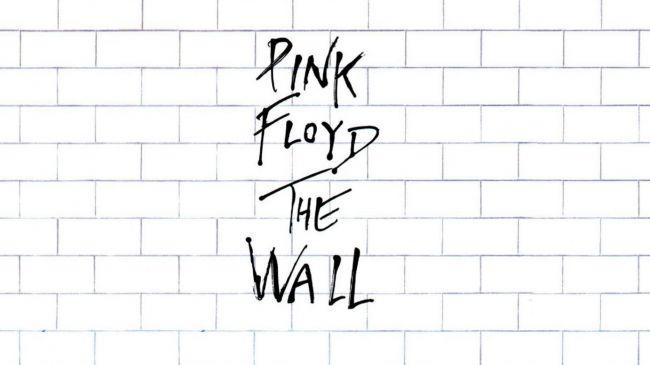 Copertina Album dei Pink Floyd THE WALL