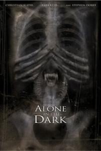 Alone in the Dark, la locandina