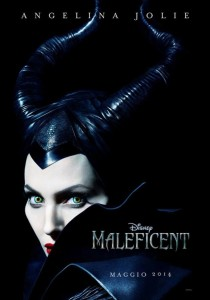 Maleficent - Locandina italiana