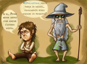 Vignetta su Lo Hobbit