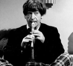 Classic Who 2nd Doctor