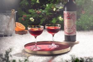 drink originali per le feste 2019: foto di spiced boulebardier