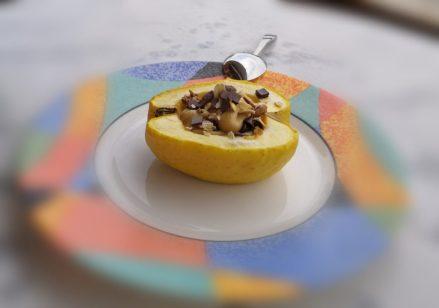 Burro di arachidi Ricetta con mele