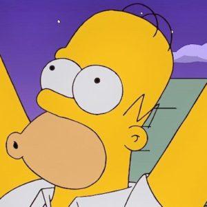 Homer Simpson - i migliori padri nelle serie tv