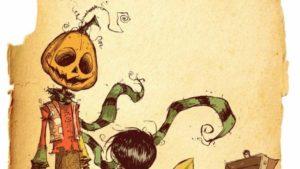 Jack Testa di Zucca, altro personaggio della saga de Il meraviglioso mago di Oz