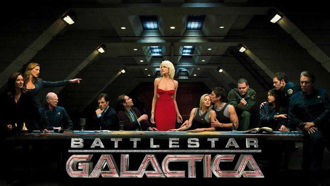 Battlestar Galactica recensione