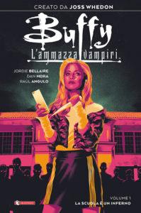 Copertina 1 del fumetto di Buffy