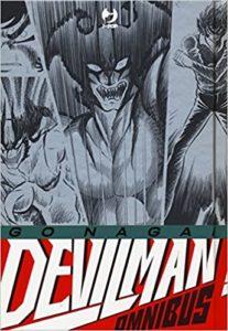 La copertina del volume Devilman omnibus 1 (Credits: J-Pop)
