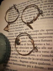 """""""Accio Firebolt!"""", l'incantesimo lanciato da Harry Potter durante lo scontro con lo Spinato nel libro """"Harry Potter e il Calice di fuoco"""""""