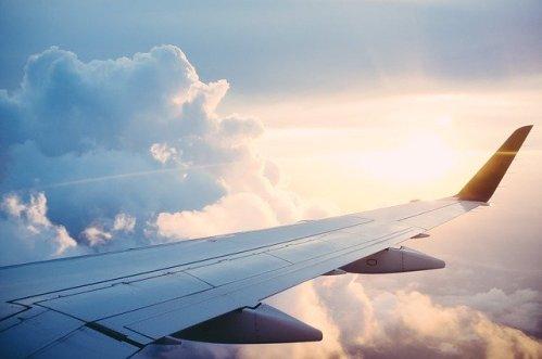 mongolfiere - aeroplano
