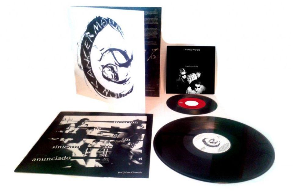 Reedición de Hunted By The Snake en Discos Crudos con bonus single