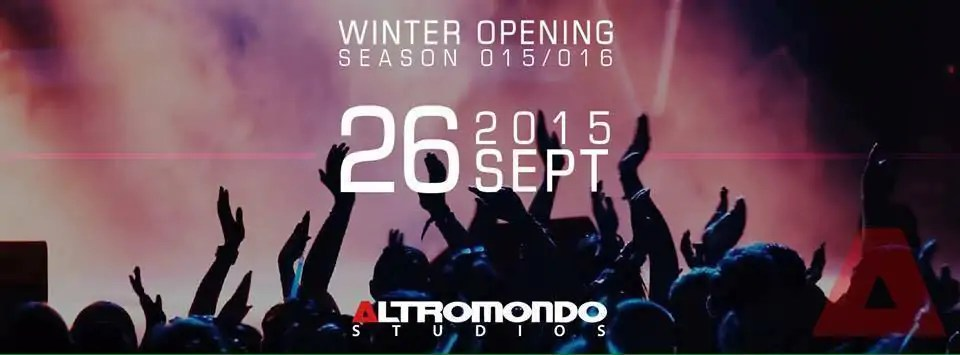 Altromondo Studios Opeing Party 26 09 2015