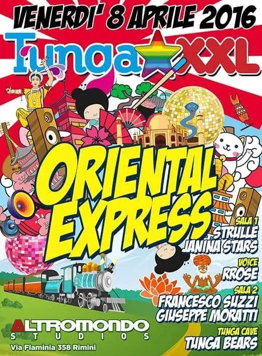 Tunga Xxl Altromondo Studios Oriental Express 08 04 2016