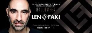 halloween-2016-spazio-900-roma-len-faki