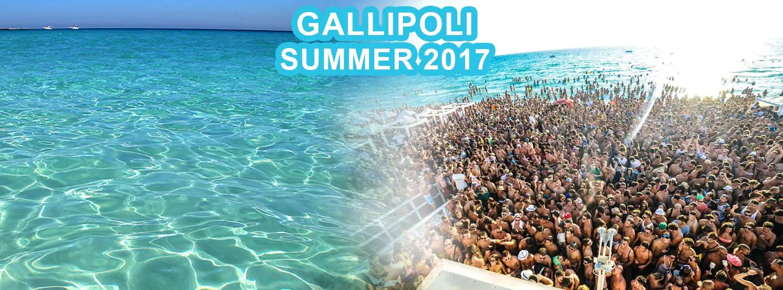 Vacanze a Gallipoli Estate 2017