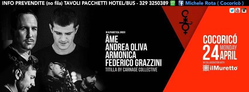 Cocorico 24 Aprile 2017 Ame Andrea Oliva