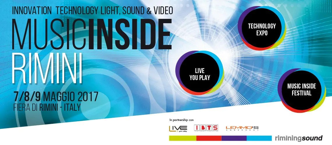 Music Inside Rimini 2017