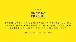one day music festival 01 05 2017 catania