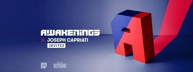 Awakenings Joseph Capriati 21 10 2017