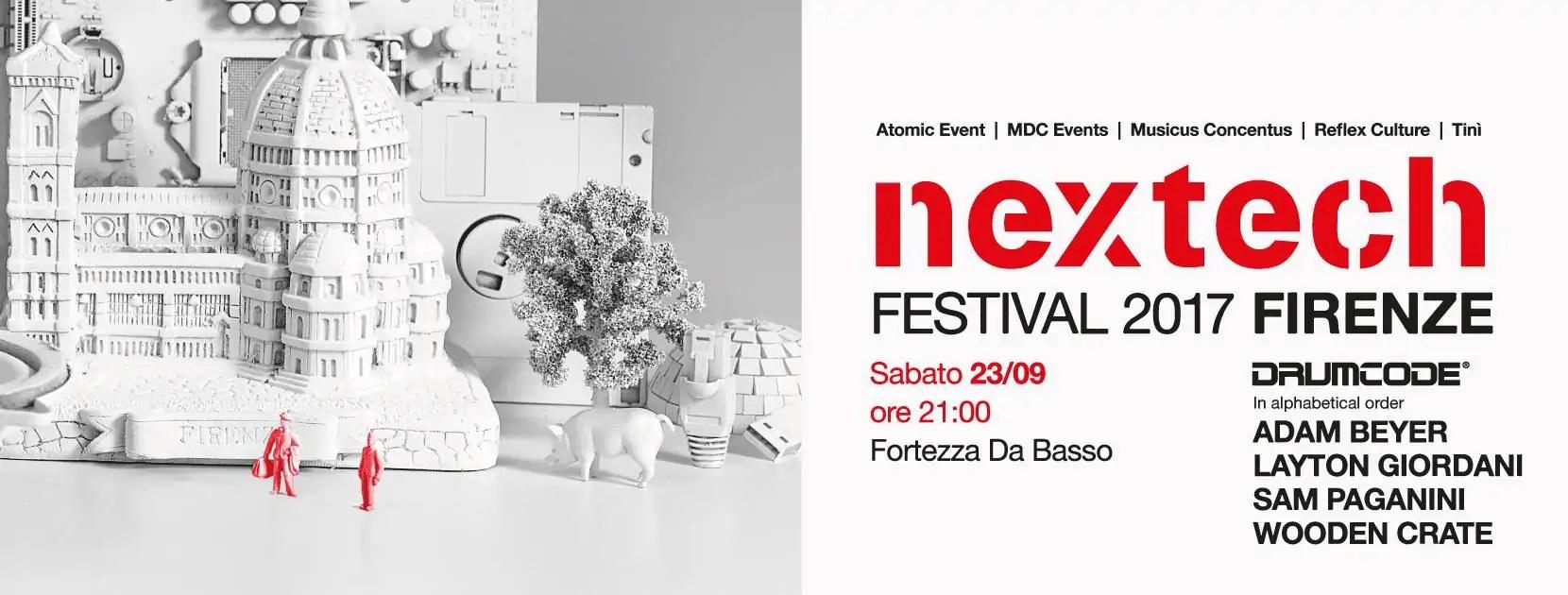 Nextech Firenze Fortezza Da Basso 23 09 2017