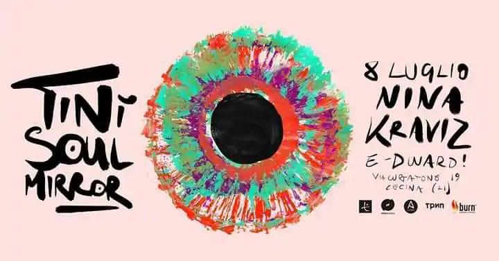 08 07 2017 Nina Kraviz at Tinì Soundgarden Cecina Prezzi Ticket Biglietti Prevendite Tavoli Liste  Pacchetti Hotel