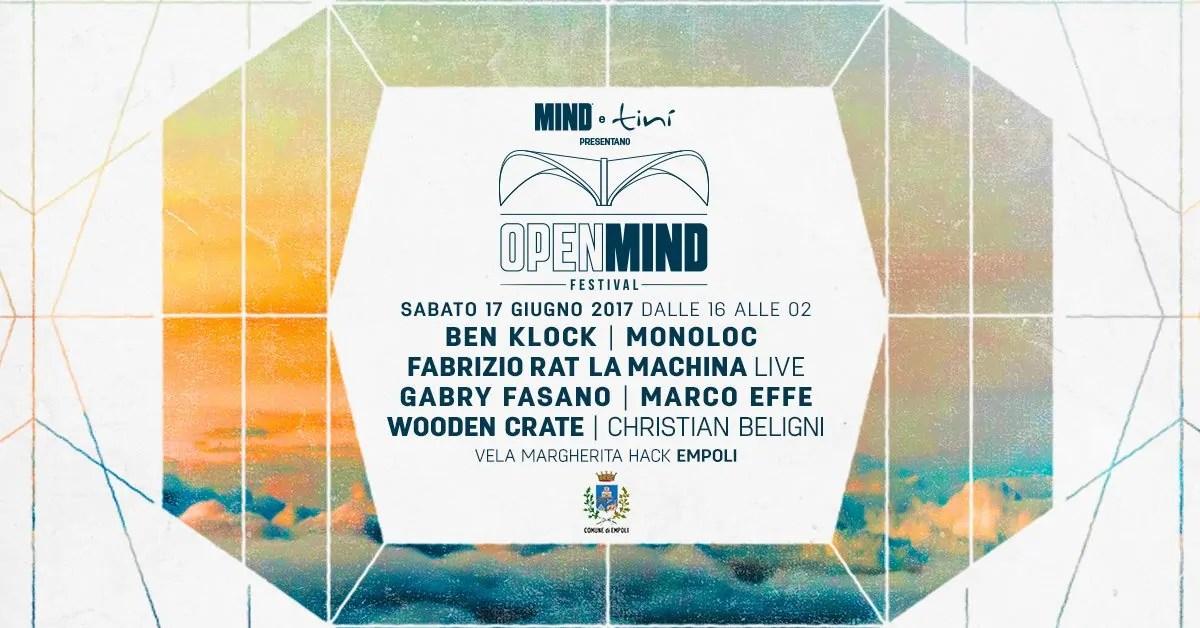 Openmind Festival Empoli