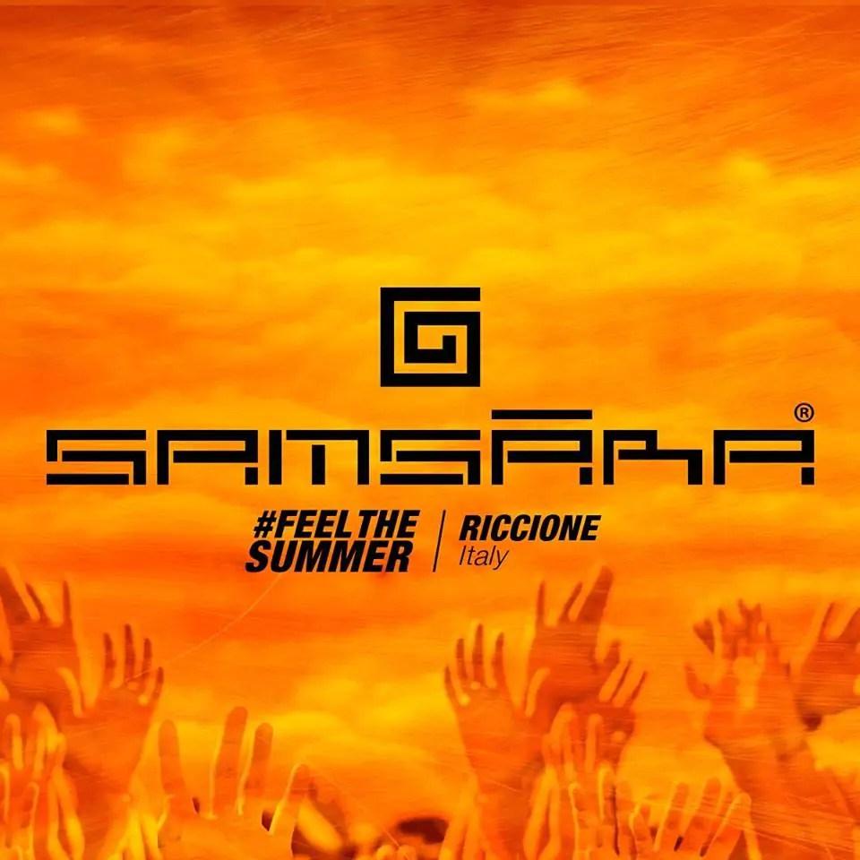 Samsara Riccione Serate