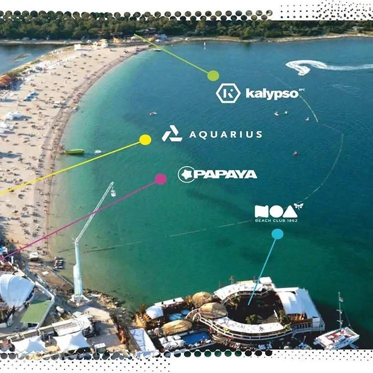 Pag Estate 2019 – Programmazione discoteche Zrce Beach e i Migliori Festival ed eventi