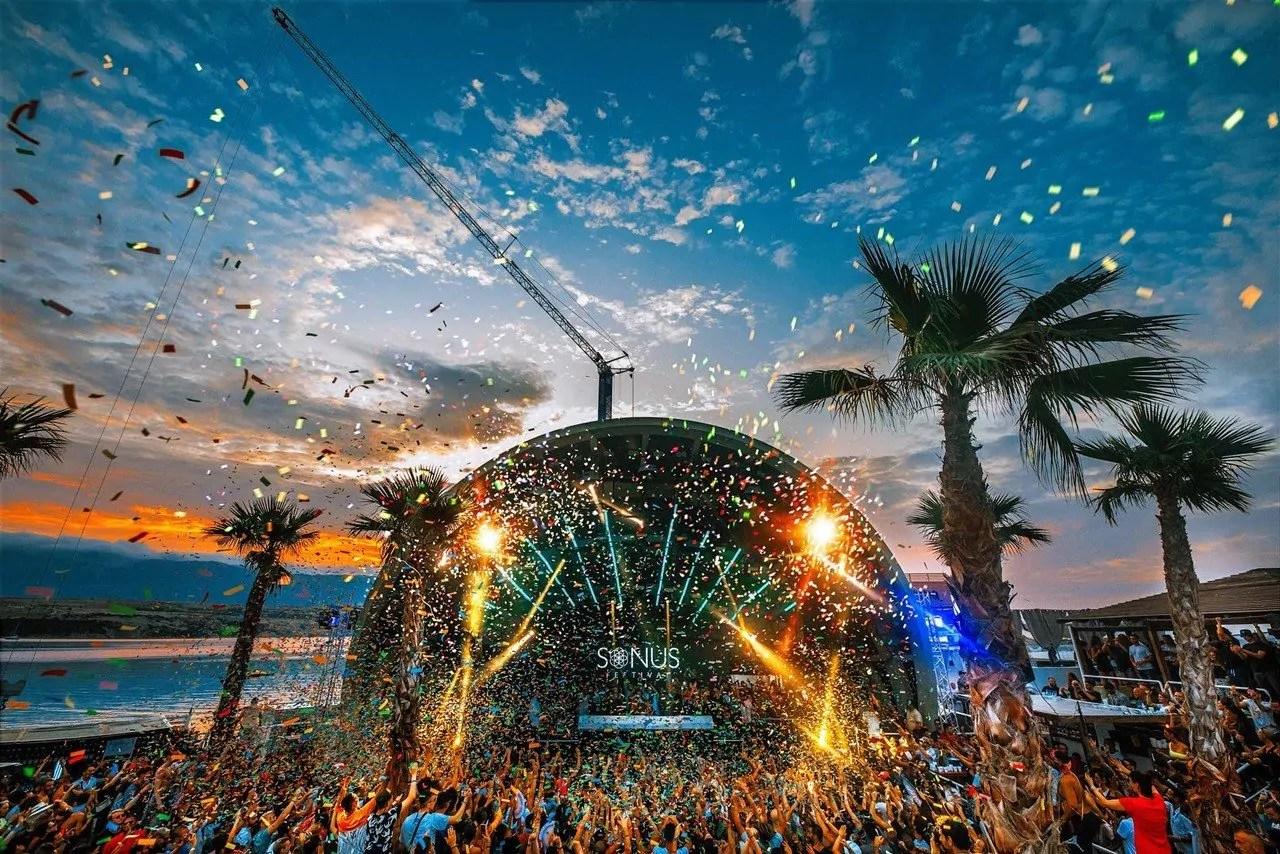 SONUS FESTIVAL 16 – 20 Agosto 2020 – Zrce Beach Pag Croazia
