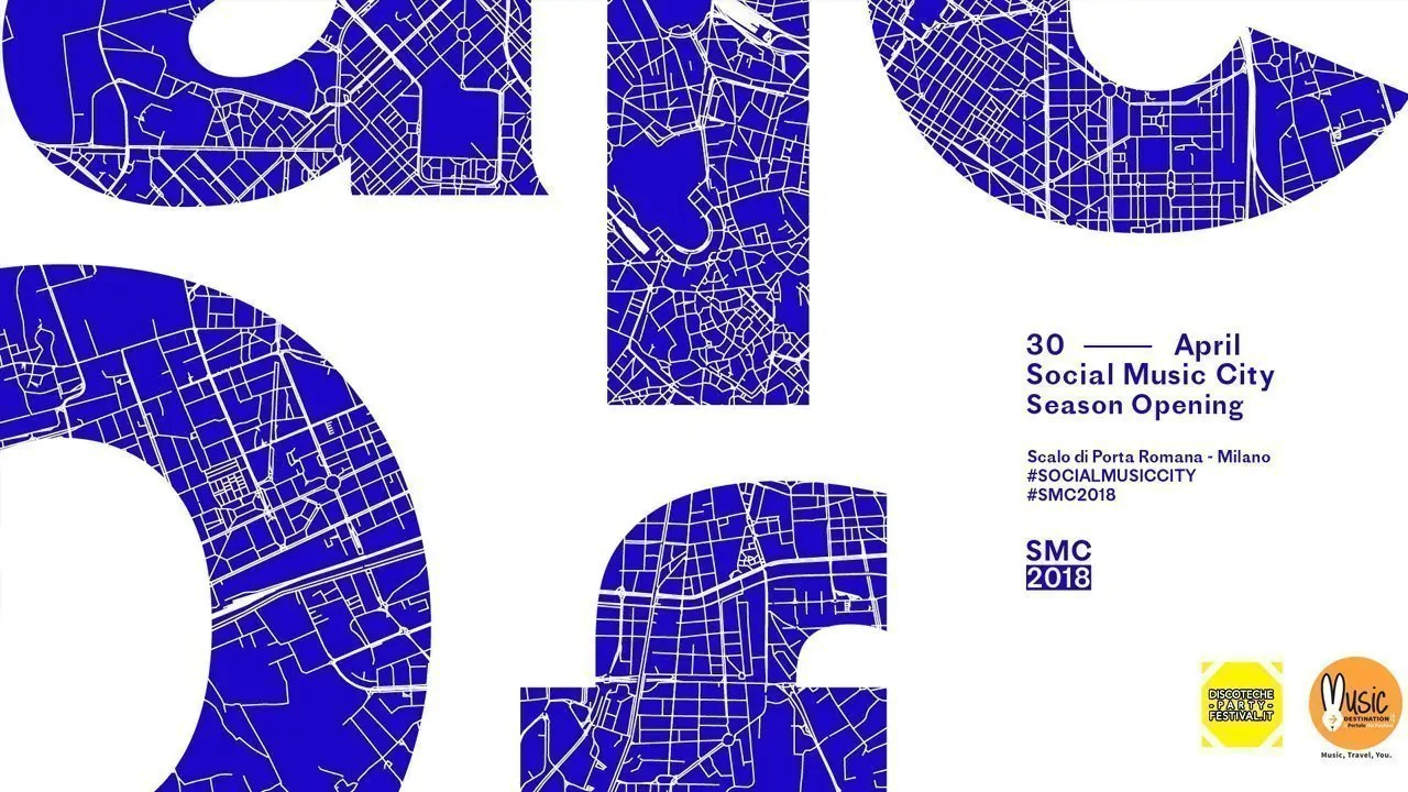 Social Music City – Opening Party –  30 Aprile 2018 – Nina Kraviz Ticket in prevendita Biglietti Prevendite Tavoli Pacchetti Hotel