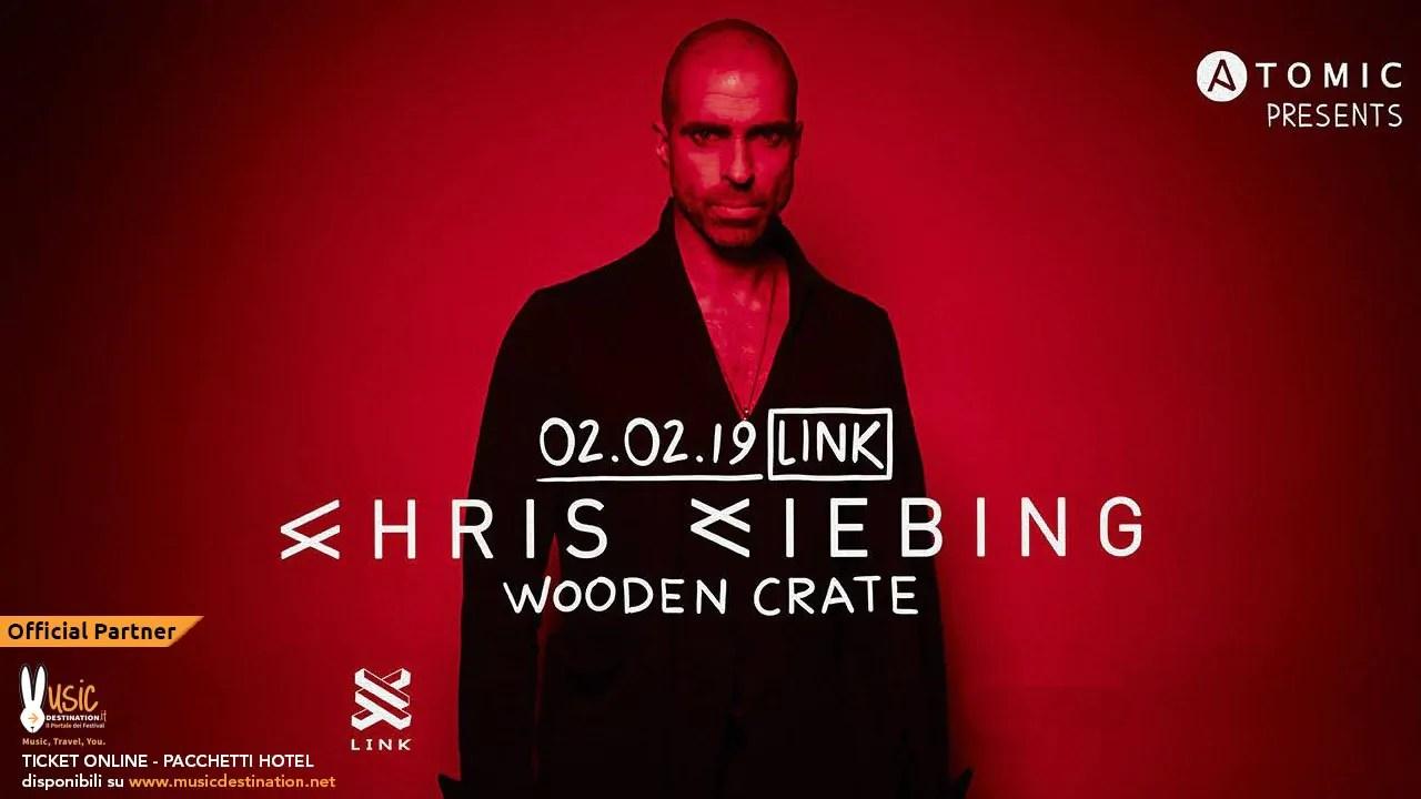 LINK Bologna Chris Liebing Sabato 02 Febbraio 2019 | Ticket in Prevendita – Tavoli – Pacchetti Hotel