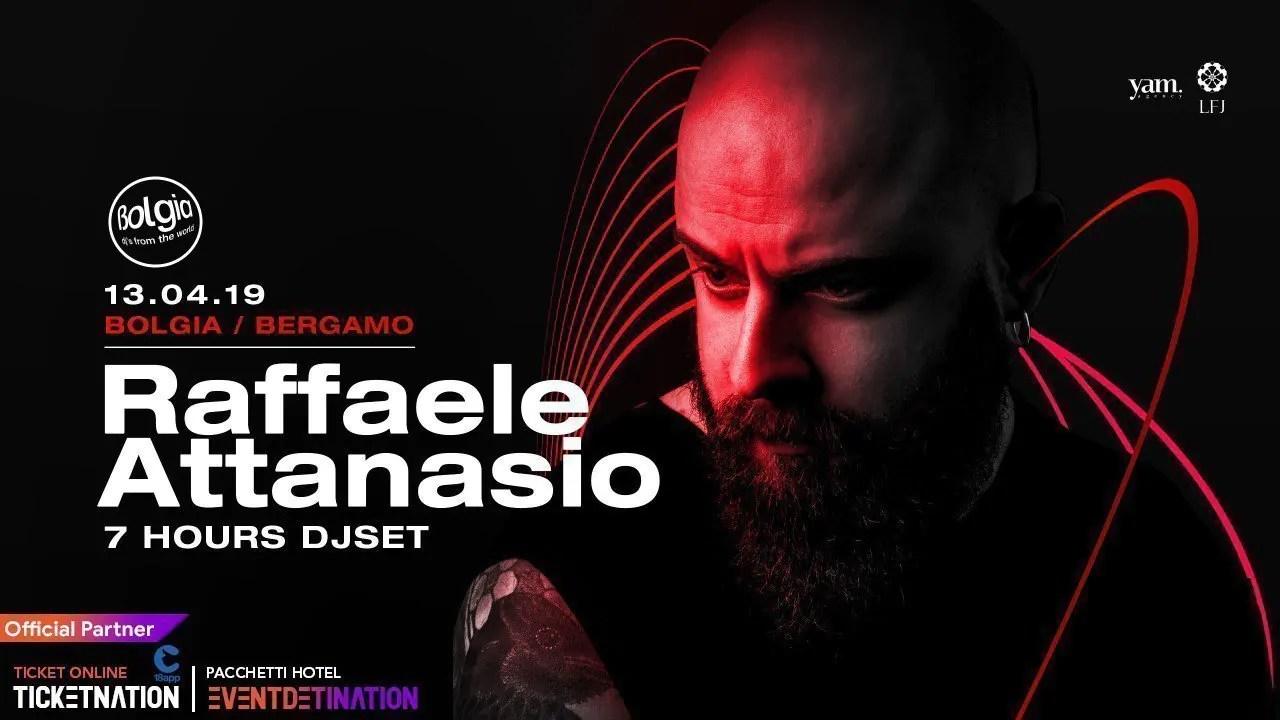 Bolgia Bergamo Pres. Raffaele Attanasio Sabato 13 Aprile 2019 | Ticket/Biglietti 18app Tavoli Pacchetti Hotel Prevendite