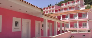 beach resort aghios gordis corfu