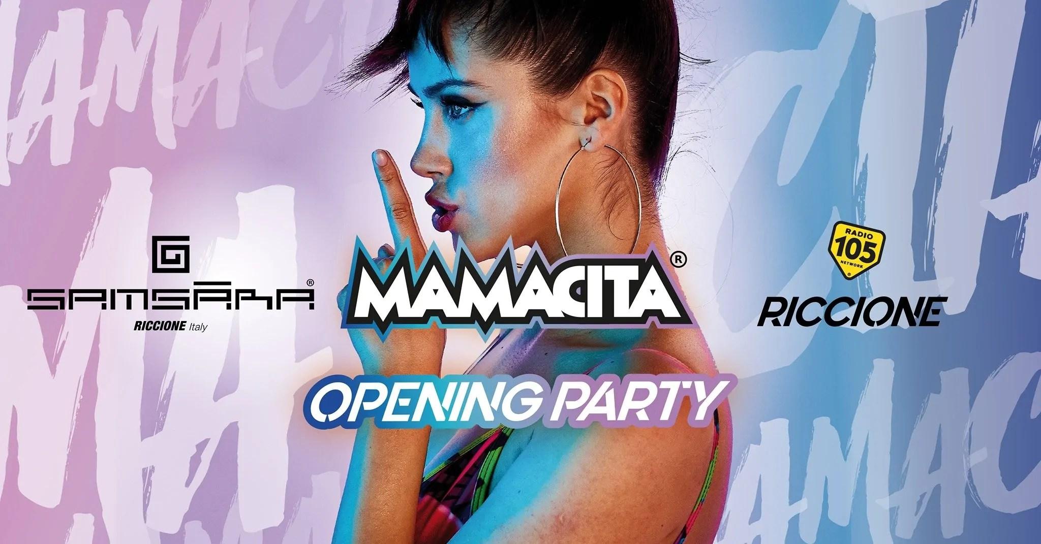 Mamacita Samsara Riccione Domenica 07 Luglio 2019 Notte Rosa Tavoli e Pacchetti hotel