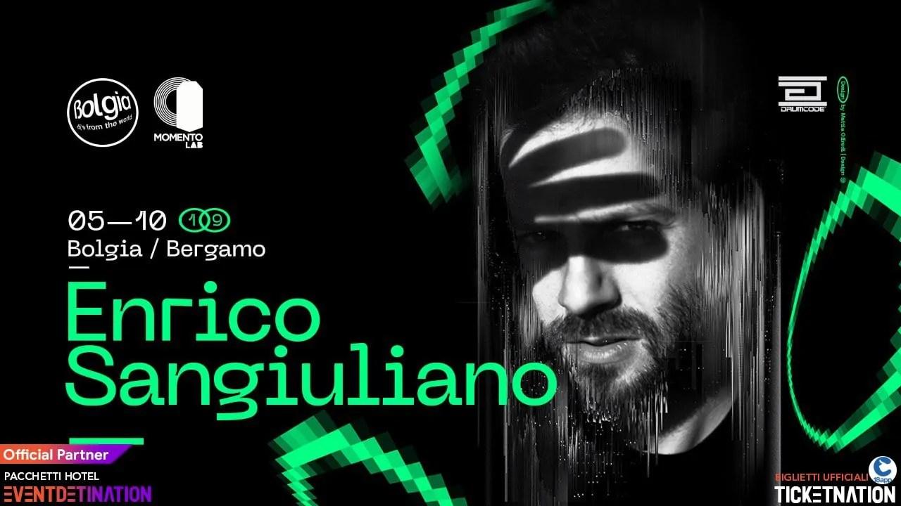 Enrico Sangiuliano Bolgia Bergamo Sabato 05 10 2019